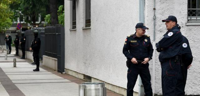 Policija do daljeg obezbjeđuje tužilaštva i sudove (ilustracija)