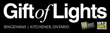 Kitchener Ontario Christmas Lights Display