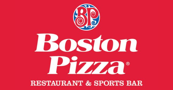 Boston Pizza especially made for you