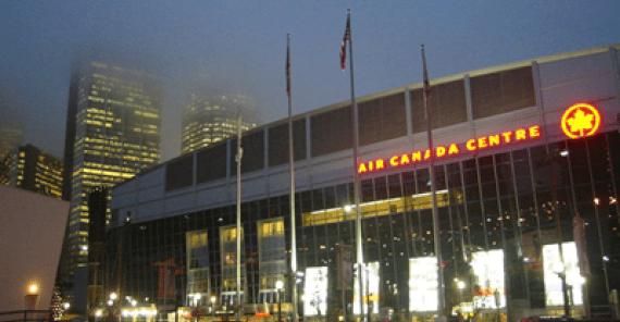 Scotiabank Arena Toronto Ontario