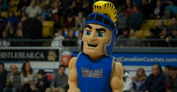 National Basketball League of Canada KW Titans