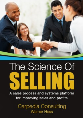 The-Science-of-selling-Werner-hess-carpedia-media