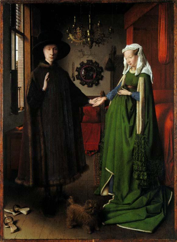 The Arnolfini Betrothal
