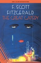 Francis Cugat's original Gatsby cover art