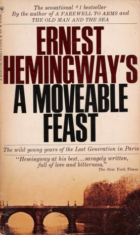 After Paris Attacks, A Moveable Feast Bestseller List