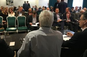 The International Publishers Association in extraordinary general assembly in London. Image: InternationalPublishers.org