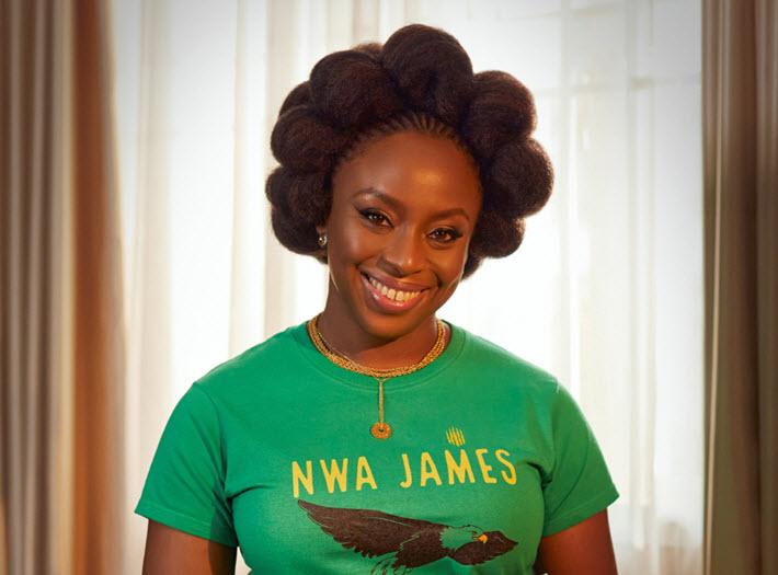 Chimamanda Ngozi Adichie Is Women's Prize 'Winner of Winners'
