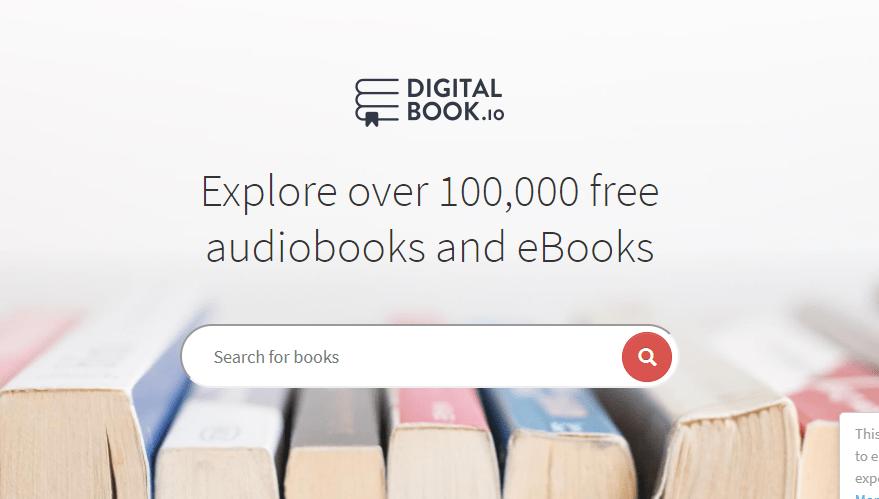 Audiobook Malaysia - Digital Book.IO
