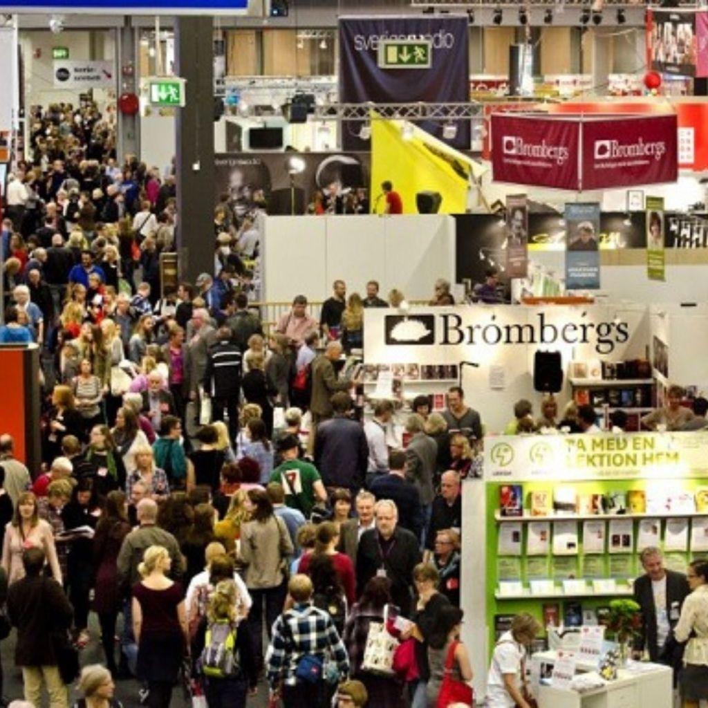 5 interesting things about Frankfurt Book Fair
