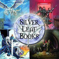 Silver Leaf Books logo