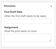 Select Due Date and Provide Guidance