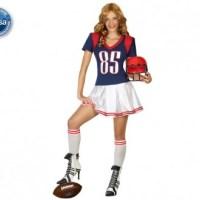 Déguisement Footballer américain femme - Atosa