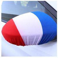 Cache rétroviseur drapeau France