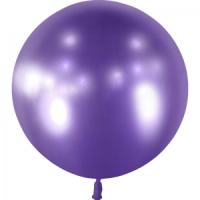 Ballon métallique Violet 60cm