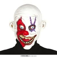 Masque clown souriant
