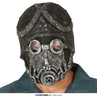 Masque soldat de l'apocalypse