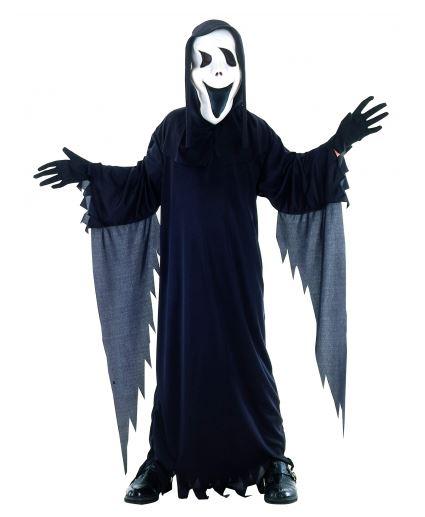 Déguisement assassin fantôme enfant halloween