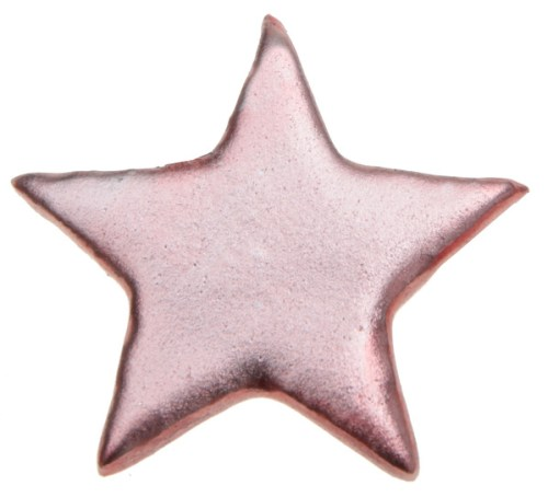 Assortiment étoile métal rose gold