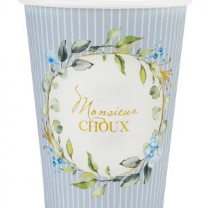 Gobelet Monsieur CHOUX x10