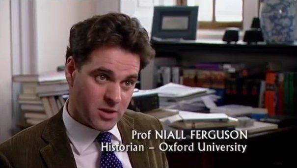 Prof. Niall Ferguson