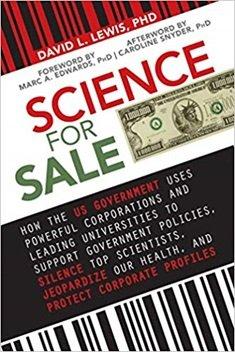 Science for Sale - Dr David Lewis