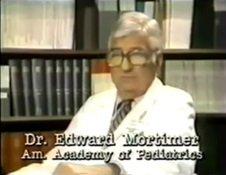 Dr Edward Mortimer - Szczepionka DPT
