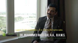 Dr MUHAMMED RAFEEQUE