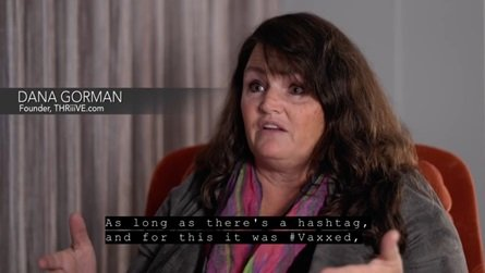 Dana Gorman - Wyszczepieni II – Historie ludzi