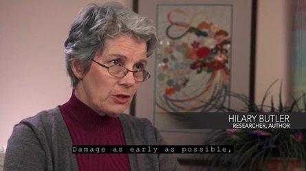 Hilary Butler - Wyszczepieni