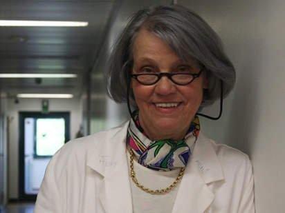 Prof. dr Karin Mölling - koronawirus