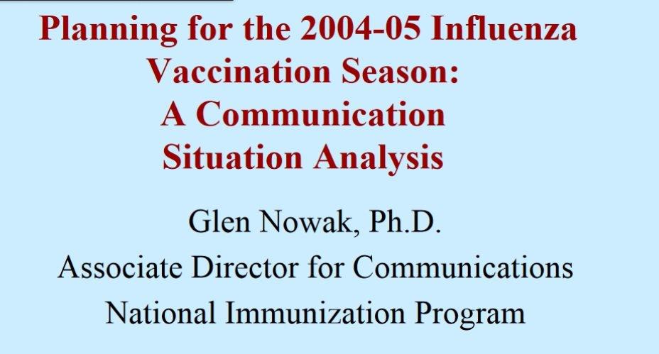 Przepis na zwiększenie popytu i zainteresowania szczepionkami przeciw grypie