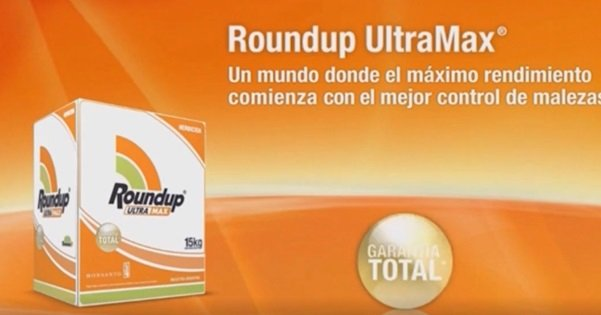 Reklama Roundup UltraMax