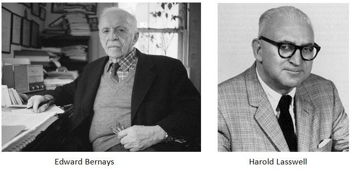 Propaganda - Eward Bernays i Harold Lasswell