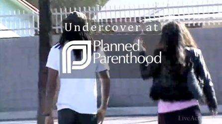 Pod przykrywką w Planned Parenthood