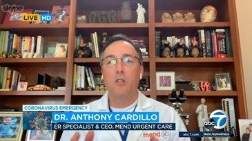 Dr Anthony Cardillo