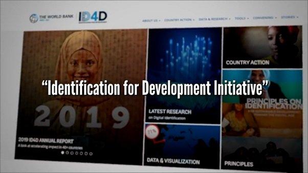 'Identification do Development Initiative' - ID4D