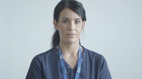 Pielęgniarka z epicentrum. Rozmowa z Erin Marie Olszewski.