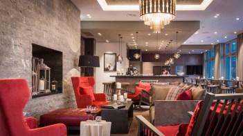 AMERON Swiss Mountain Hotel Davos - Cantinetta Lounge Bar-0510