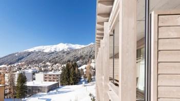 AMERON Swiss Mountain Hotel Davos - Fassade-0177