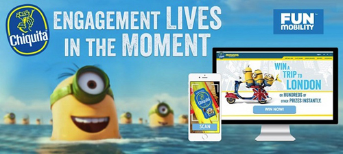 FunMobility-Chiquita-Minions-Sweepstakes web