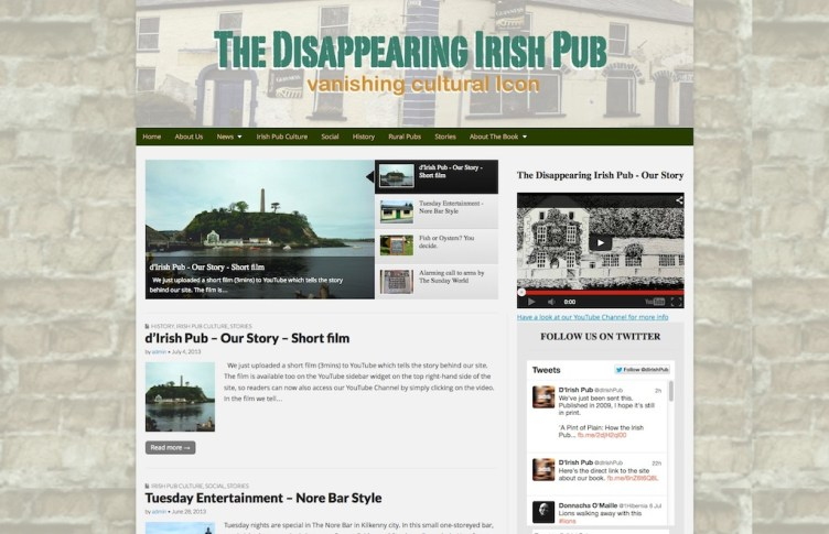 Page Grab from Our Sister Site dirishpub.com