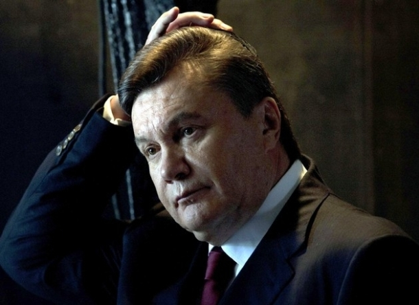 Within a few months the European Union can remove sanctions from bloody Ukrainian ex-president