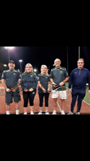 Midland League Tennis 2018