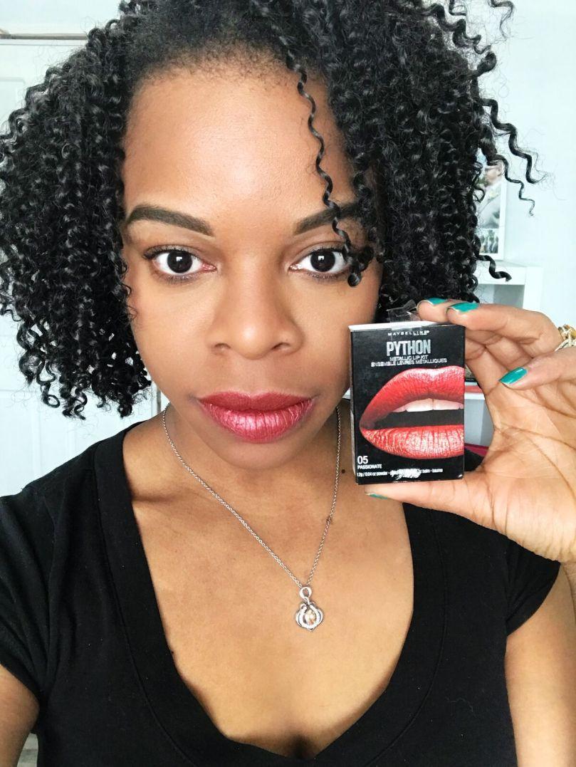 Maybelline Lip Python - Passionate