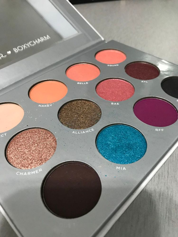 Pur Boxycharm Eyeshadow Palette