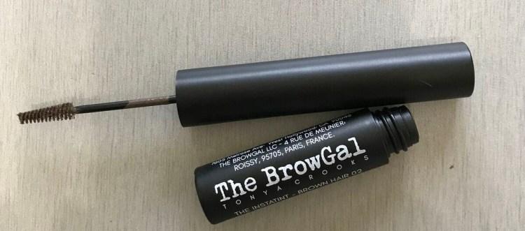 BrowGal Instatint Tinted Eyebrow Gel