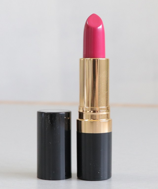 Revlon Super lustrous Lipstick in the shade Cherries in the Snow