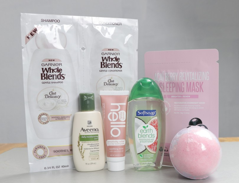 Walmart Beauty Box Spring 2018