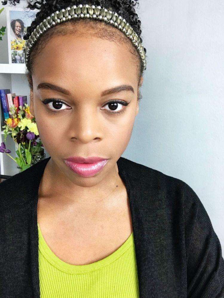 Boxycharm May 2018 Makeup Look