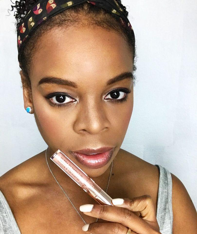 Shayla Colourpop Neat Freak Ultra Glossy Lip Gloss